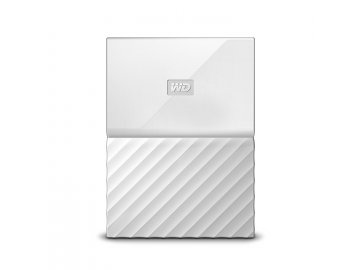 Wester Digital My Passport 2TB, 2,5, WDBS4B0020