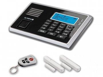 Bezpečnostní systém Olympia Protect 9030 GSM nejlevnější levně skladem