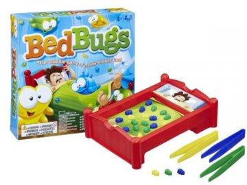 Společenská hra Hasbro Bed bugs