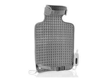 Silvercrest Elektrický vyhřívací límec na ramena a šíji SRNH 100 G4 šedý