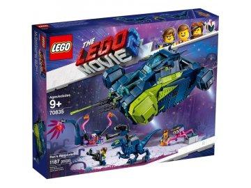 Lego MOVIE 70835 Rexův výzkumník 1