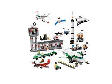 Lego EDUCATION 9335 Letiště s kosmodromem