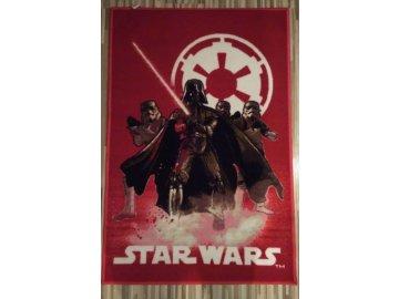 Kobereček Van Dillen Star Wars VII Darth Vader červený nejlevněji levně levný skladem