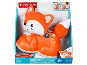 Fisher Price Lezeme s liškou CZ