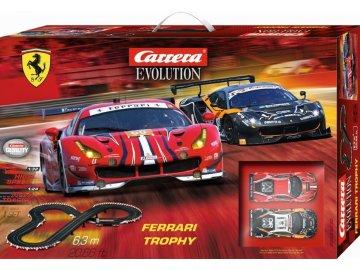 Carrera EVO 25230 Ferrari Trophy