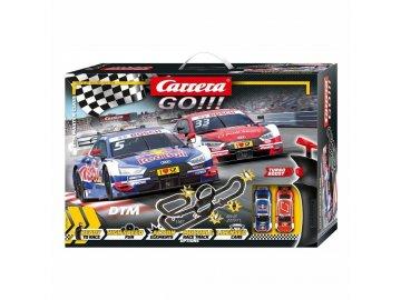 Carrera Autodráha GO 62480 DTM Master Class