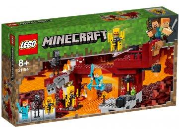 LEGO Minecraft 21154 Most ohniváků
