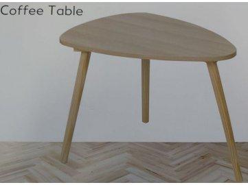 LivBo Konferenční stolek Retro Belfast dub sonoma