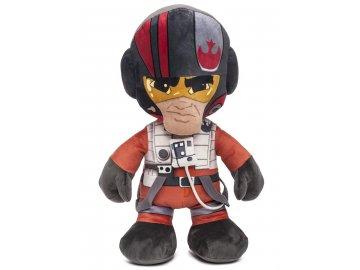 Plyšák Disney Star Wars VII Poe Dameron 27 cm nejlevněji levně levný skladem