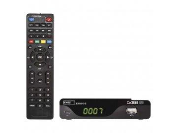 Set top box Emos EM190 S, DVB T2 2520236400