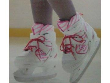 Dívčí  rostoucí brusle ABC Kids Sport TSC 30-33