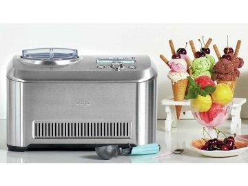 Zmrzlinovač s kompresorem Sage BCI600