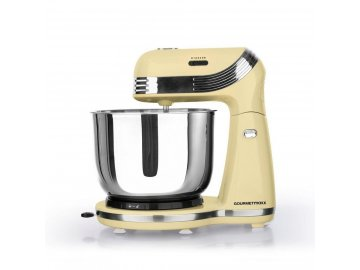 Kuchyňský retro robot GOURMETmaxx béžový