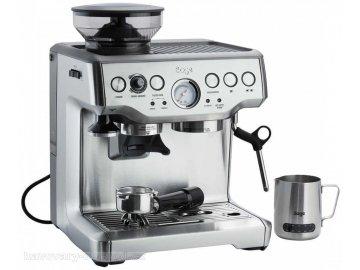 Espresso pákový kávovar Sage BES875BSS
