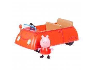 TM Toys Peppa Pig rodinné auto + figurka