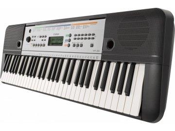 Elektronické klávesy Yamaha YPT 255 1