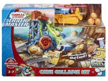 Mašinka Tomáš TrackMaster Motorized Railway Cave Collapse Play Se