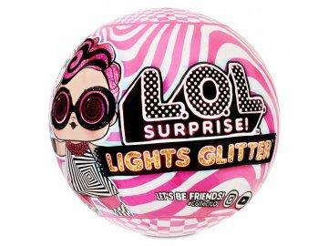 L.O.L. Surprise Neonová třpytková panenka