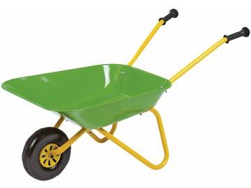 Rolly Toys kolečko na zahradu zelené