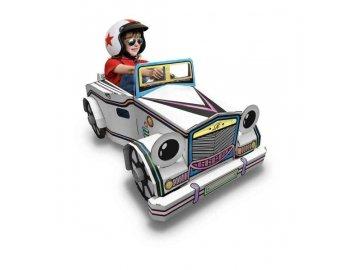 Funny Paper Papírová hračka Auto