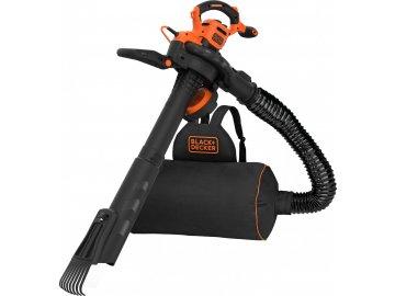 Elektrický vysavač listí Black & Decker BEBLV301 QS