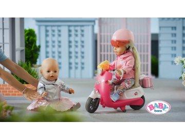 Zapf Creation Baby born Skútr na dálkové ovládání 2