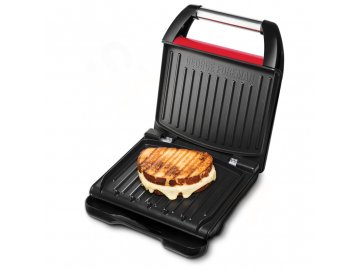 George Foreman 25030 56 Compact Steel Gril