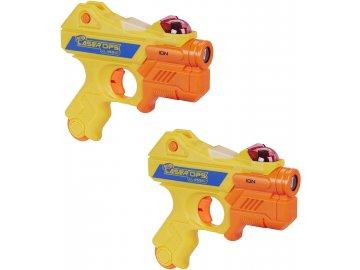 Hasbro Nerf laserová pistole E5393 Nerf Laser Ops Classic duopack 1