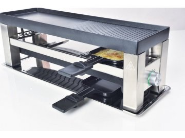 SOLIS 977.45 Stolní raclette gril 4in1
