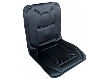 Autopotah Astone Miller Vyhřívaný masážní potah sedačky do auta 12V