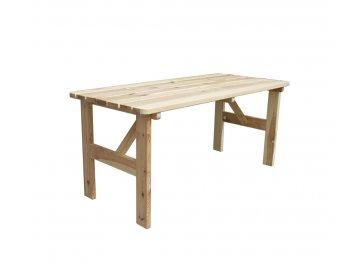 ROJAPLAST Zahradní dřevený stůl Viking 180 cm