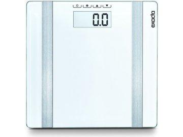Soehnle EXACTA Deluxe osobní digitální váha s měřením tuku 63317
