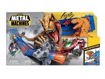 Zuru 6740 Metal Machines Dráha Zuřící T rex 2