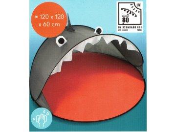 CountrySide 0012575 Plážový stan dětský Žralok