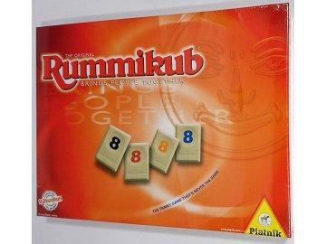 Společenská hra Piatnik Rummikub  - DOPRAVA OD 49,- Kč (ZÁSILKOVNA.CZ)