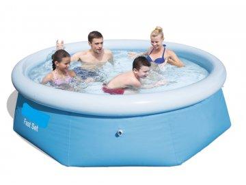 Out There Bazén samostavěcí 2,44 x 0,66 m bez filtrace nejlevnější levně levný skladem