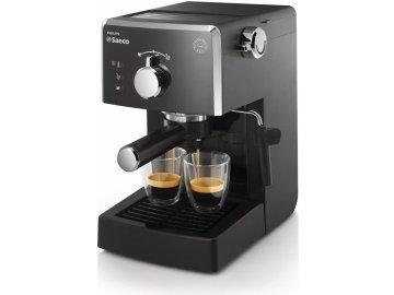 Pákový espresso kávovar Philips Saeco HD 8423 POEMIA sleva nejlevnější