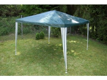 Altán Party Dark Green 3 x 3 m