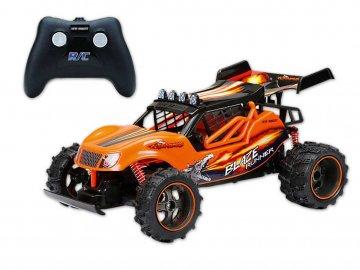 New Bright RC Turbo Dragons buggy 1:14 oranžové na dálkové ovládání