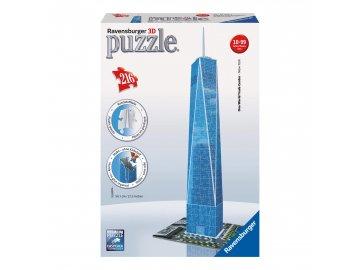 Ravensburger 3D puzzle World Trade Center 216 dílků