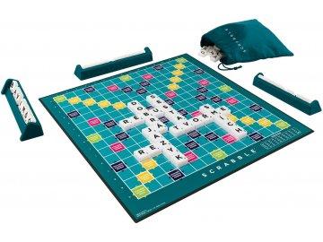 Mattel Scrabble Original hra cz česky nejlevnější levně levný skladem