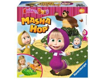 Společenská hra Revensburger Máša hop
