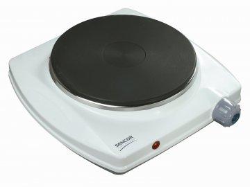 Plotýnkový vařič Sencor SCP 1500