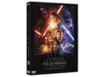 Star Wars Síla se probouzí DVD
