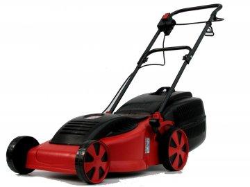 Elektrická travní sekačka na trávu AgriMotor KK 4015 levná nejlevnější