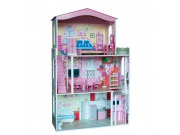 Woody Velký domeček pro panenky typu Barbie 91163