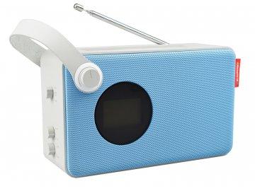 UKW radio s USB SD Blaupunkt RX 25 BL