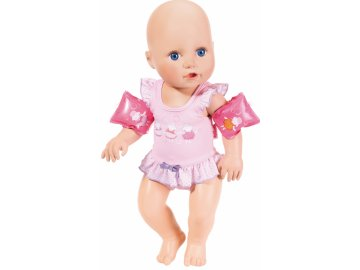 Zapf Creation Baby Annabell Panenka Učí se plavat