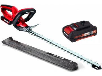 AKU nůžky na živý plot aku GE CH 1846 Li Kit Einhell Expert Plus