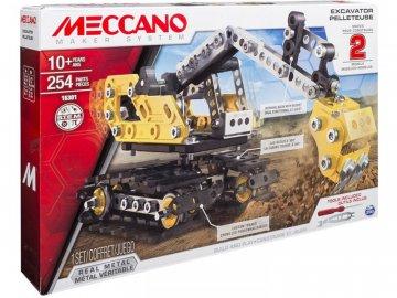 Stavebnice Meccano MM15 Bagr